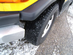 studded swedish winter tires