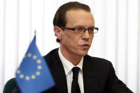 Algirdas Semeta, EU-Kommissar für Steuern und Zollunion, Audit und Betrugsbekämpfung