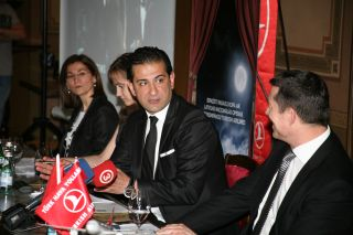 Melih Yama, Director of Turkish Airlines in the Baltic States.