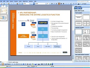 4PL partnership: managing the entire logistics function