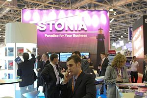 Estonia at Transrussia 2011.