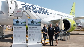 Photo: airBaltic.