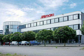 Japan's Mimaki Engineering investin in digital ink