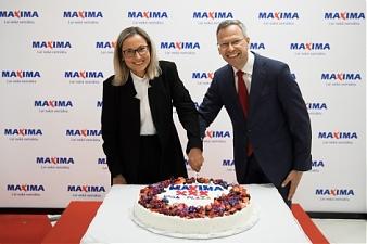 EUR 2 9 mln invested in Maxima XXX store in Riga Plaza