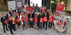 Latvian Chamber of Commerce export awards presented to Stali and Blind save