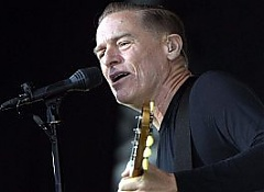 Bryan Adams to perform in Riga in 2015