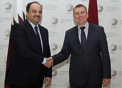 Latvia activates bilateral cooperation with Qatar