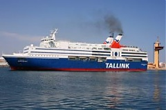 Tallink sells Regina Baltica and Silja Festival