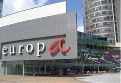 Baltic Opportunity Fund acquires the Europa shopping mall in Vilnius