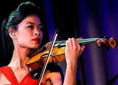Vanessa Mae's live show in Riga rescheduled