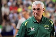 Head coach of Lithuanian natl basketball team steps down after Rio