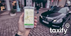 Estonian ridesharing service Taxify expands to Kiev