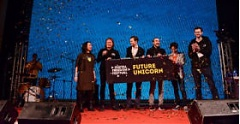 Funderfun and SkenarioLab win pitching competition at Digital Freedom Festival