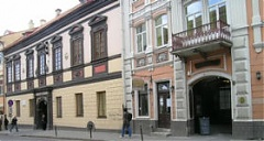 Municipal water supplier sells HQ in Vilnius' Old Town for EUR 3.9 mln