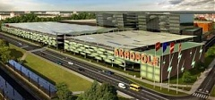 EUR 200 mln investments planned in construction of Akropole shopping center in Riga