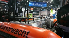 EAS fields biggest ever joint stand of Estonian companies at German boat show