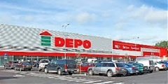 Depo DIY remains largest company in construction materials retail industry in 2017