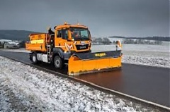 LAU buys 9 new snow removal vehicles