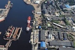 Latvian ports' cargo turnover down 3% in nine months