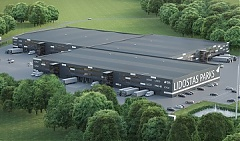 Estonia: East Capital acquires logistic park near Riga airport for EUR 19 mln