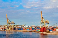 Latvia should probably invest in port terminal to ensure cargo flow - Linkaits