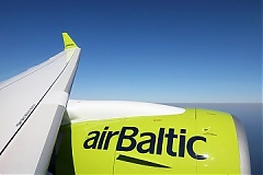 airBaltic's Riga-Helsinki flight returns to Riga due to technical problems