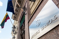 Central bank: Lithuania's economy will shrink 9.7% in 2020