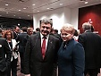Lithuanian president met with Ukrainian leader