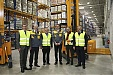 Amber Beverage opens new logistics centre in Latvia