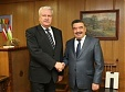 Possibilities discussed on promoting the export of Latvian agricultural goods to Tajikistan