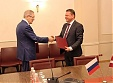 Latvijas Dzelzcels rail company to cooperate with Russia's largest freight railway operator