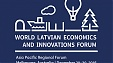 Regional event of World Latvian Economic and Innovation Forum to take place in Melbourne