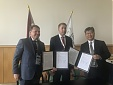 Latvian Railway joins OECD International Transport Forum's Corporate Partnership Board