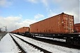 Freight shipping by rail in Latvia up 12.1% in January-November