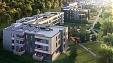 Estonia: An apartment building with 48 apartments with a class A energy label was completed in Saue