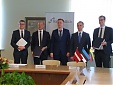 Two Rail Baltica contracts signed in Vilnius