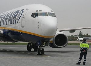 ryanair riga airport security fee