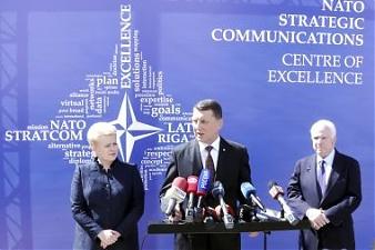 NATO STRATCOM in Riga will make a significant contribution