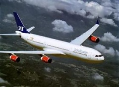 SAS was the world's most punctual airline in April