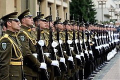 Number of professional soldiers to increase in Lithuania