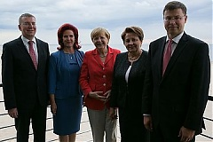 Aboltina: close relations between Baltics and Germany is Latvia's priority