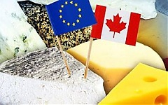 EU-Canada trade reach a peak value for exports of EUR 31.6 bln in 2013