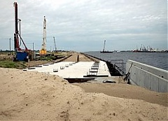 The Freeport of Riga fails signing agreement with Riga Central Terminal on Krievu island