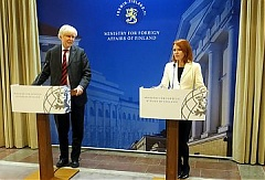 Estonian MFA in Finland: EU Union must act if the situation in Ukraine changes