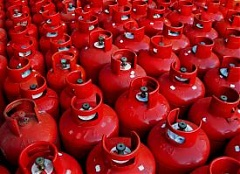 Latvian households permitted to use red gas cylinders until end-2017