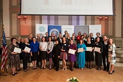 Human Development Awards 2015 announced in Latvia