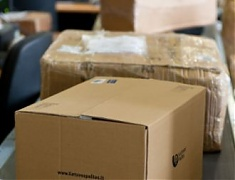 Online commerce in China increases the flow of postal items in Lithuania in Q1