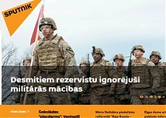 Most frequent visitor of Sputniknews in Latvia is 55-year-old Russian speaking male living in Riga
