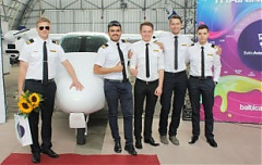 Ukrainians becoming pilots in Lithuania
