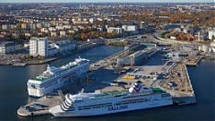 Tallink's Riga-Stockholm ferries to berth at Vartahamnen too